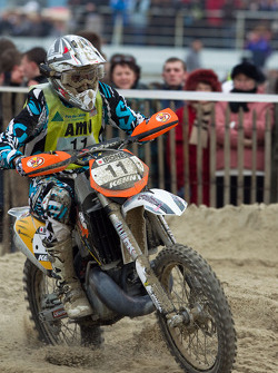 #11 KTM 300 2T: Ton Van Grinsven