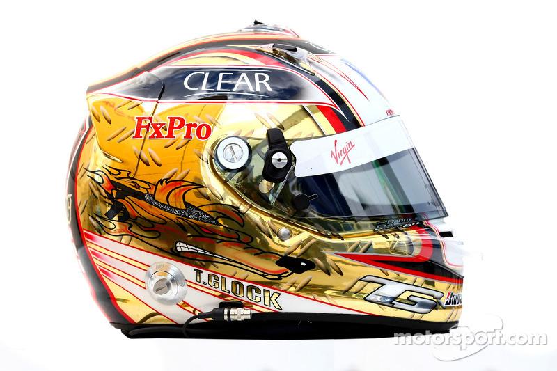 Timo Glock, Virgin Racing helm