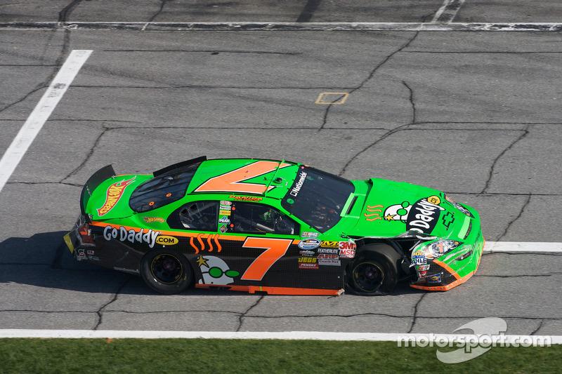 2010 NASCAR Xfinity Series debut