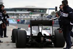 Pedro de la Rosa, BMW Sauber F1 Team, C29