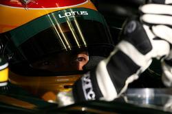 Fairuz Fauzy, Test Driver, Lotus F1 Team