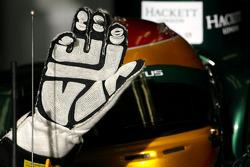 Fairuz Fauzy, Test Pilotu, Lotus F1 Team