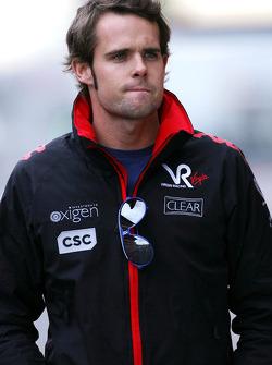 Andy Soucek, Test Pilotu, Virgin Racing