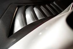 Ventilateur sur la voiture de Christian Vietoris