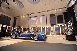 Presentation of the 2010 Team Peugeot Total Peugeot 908 HDi FAP