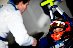 Adriano Buzaid talks to Max Chilton