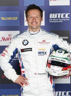 Andy Priaulx, BMW Team RMB, BMW 320si