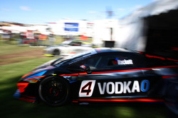 #4 Vodka O, Lamborghini Gallardo GT3: Peter Hackett