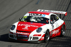 #19 Hallmarc Developments, Porsche GT3 997 Cup Car: Michael Loccisano