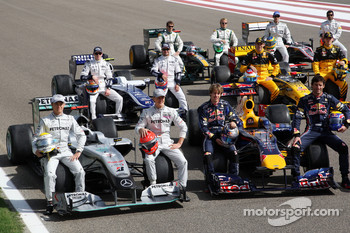 F1 drivers are concerned about rule changes