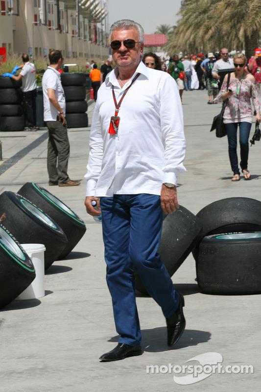Willi Weber, Manager