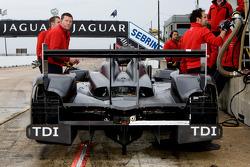 Audi Sport Team Joest Audi R15 TDI