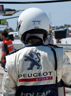 Team Peugeot Total lid