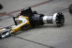 Mercedes GP air gun