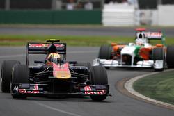 Jaime Alguersuari, Scuderia Toro Rosso, Adrian Sutil, Force India F1 Team