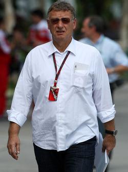 Herman Tilke, F1 circuits Tasarımcısı