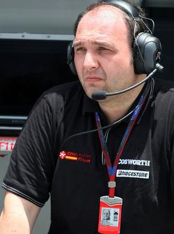 Colin Kolles, Hispania Racing Team, Team Principal HRT