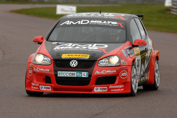 Shaun Hollamby AmD Racing VW Golf
