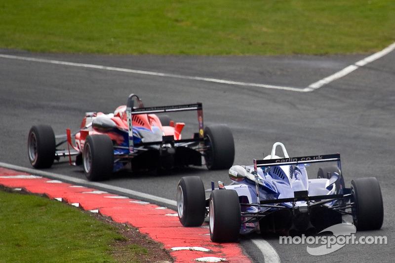 Daisuke Nakajima rijdt voor Rupert Svendsen-Cook