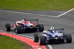 Daisuke Nakajima leads Rupert Svendsen-Cook