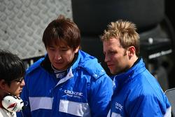 Tsugio Matsuda, Ronnie Quintarelli