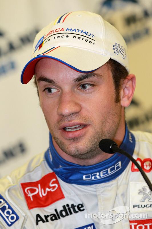 Persconferentie: pole LMP1 en algemeen Nicolas Lapierre