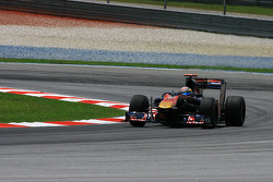 Sebastien Buemi, Scuderia Toro Rosso-Ferrari