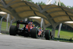 Jaime Alguersuari, Scuderia Toro Rosso-Ferrari