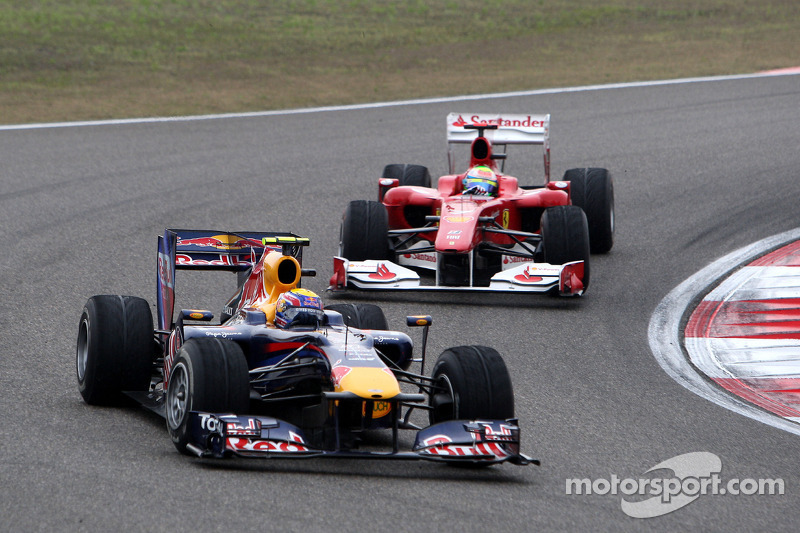 Mark Webber, Red Bull Racing, Felipe Massa, Scuderia Ferrari