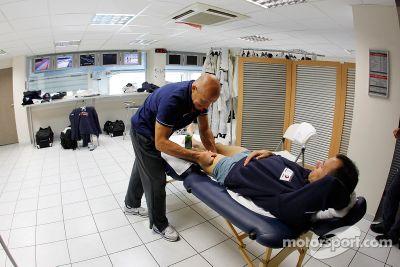 Test Peugeot au Paul Ricard en avril