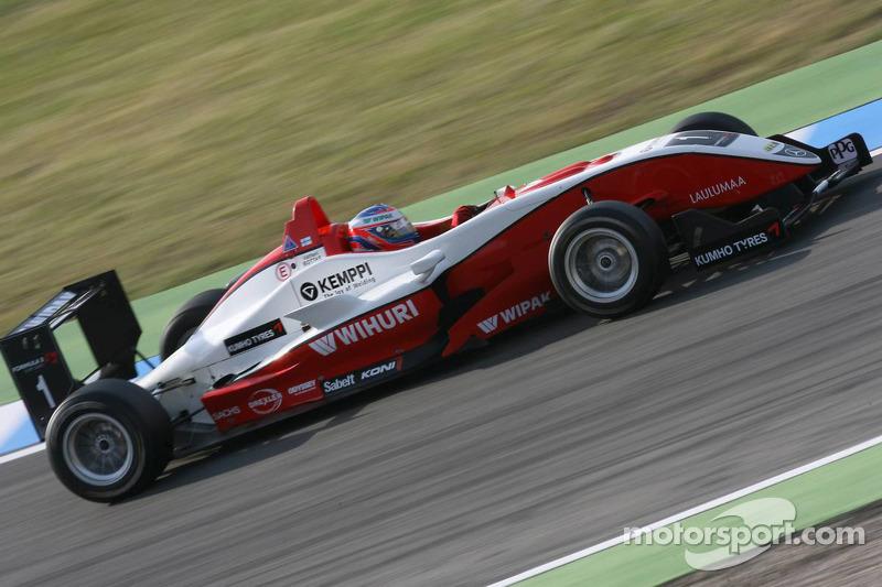 2010: еще один сезон в европейской Ф3
