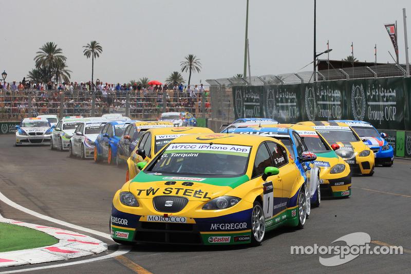 Start: Gabriele Tarquini, SR - Sport, Seat Leon 2.0 TDI