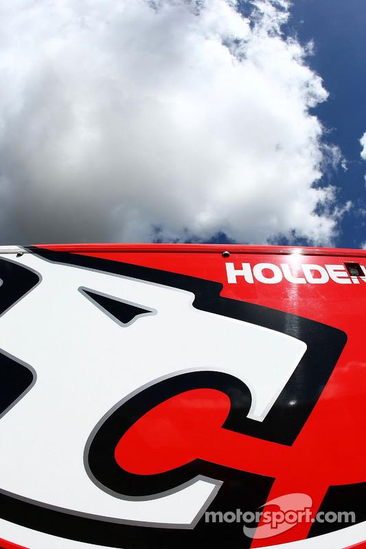 Toll Holden Racing Team transporter