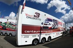 Centaur Racing transporter