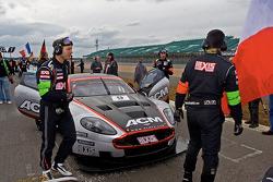 #9 Hexis AMR Aston Martin DB9