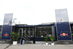 Toro Rosso and Red Bull Hospitality