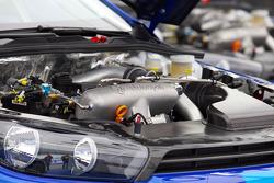 Volkswagen Motorsport Volkswagen Scirocco engine