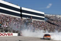 Burnout for Kyle Busch