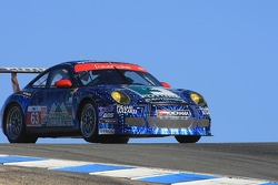 #63 TRG Porsche 911 GT3 Cup: Henri Richard, Mark Thomas, Andy Lally, Rene Villeneuve