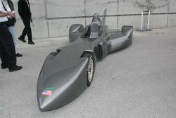 Delta Wing Concept Car
