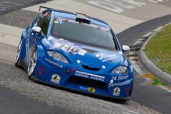 #140 Mathol Racing Seat Leon Supercopa: Jörg Kittelmann, Jörg Wilhelm, Klaus-Dieter Müller, Manfred Volk