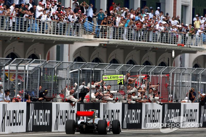 2010 Türkiye GP: Lewis Hamilton, McLaren Mercedes