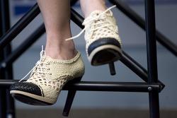 Jessica Biel's shoes