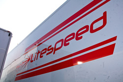 Litespeed team truck detail