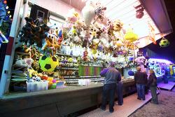 Fair in downtown Spa
