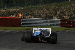 #65 Alain DeBlandre, Lola T8900 Indycar
