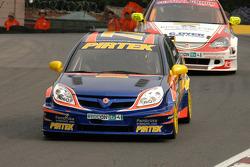 Andrew Jordan rijdt voor Lea Wood