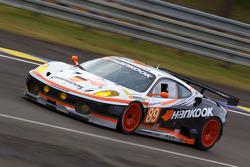#89 Hankook Team Farnbacher Ferrari F430 GT: Dominik Farnbacher, Allan Simonsen, Leh Keen