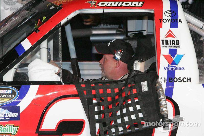 Todd Bodine, Germain.com Toyota wint de WinStar World Casino 400K, Texas Motor Speedway