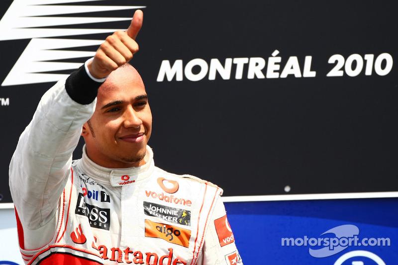 31-Gran Premio de Canadá 2010 (1º), McLaren